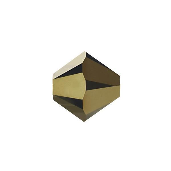 Bicono 5328 Swarovski Dorado 2x
