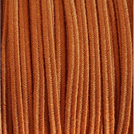 Soutache Cotton Cinnamon 4mm 3 metres