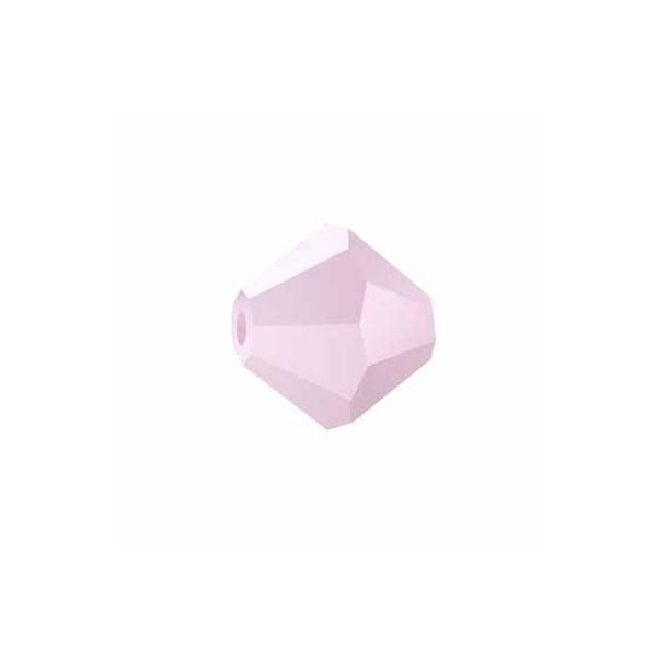 Bicono 5328 Swarovski Rose Alabaster