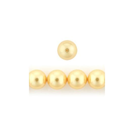 Perla 5810 Swarovski Gold
