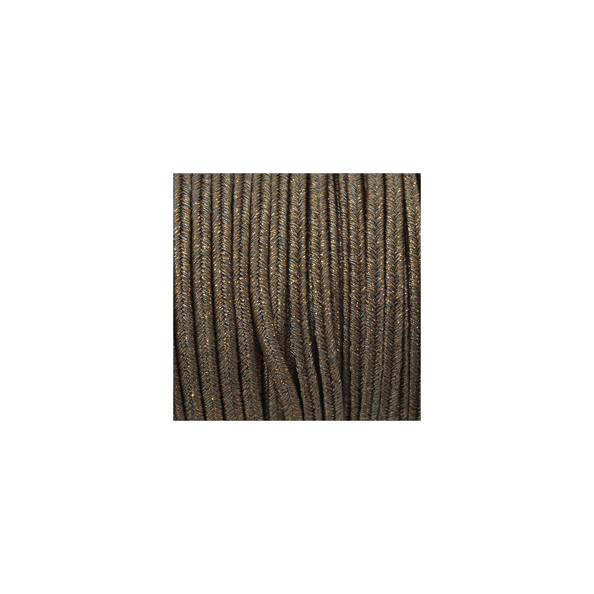 Soutache Metal SALMON mm 4,0 x 3mt