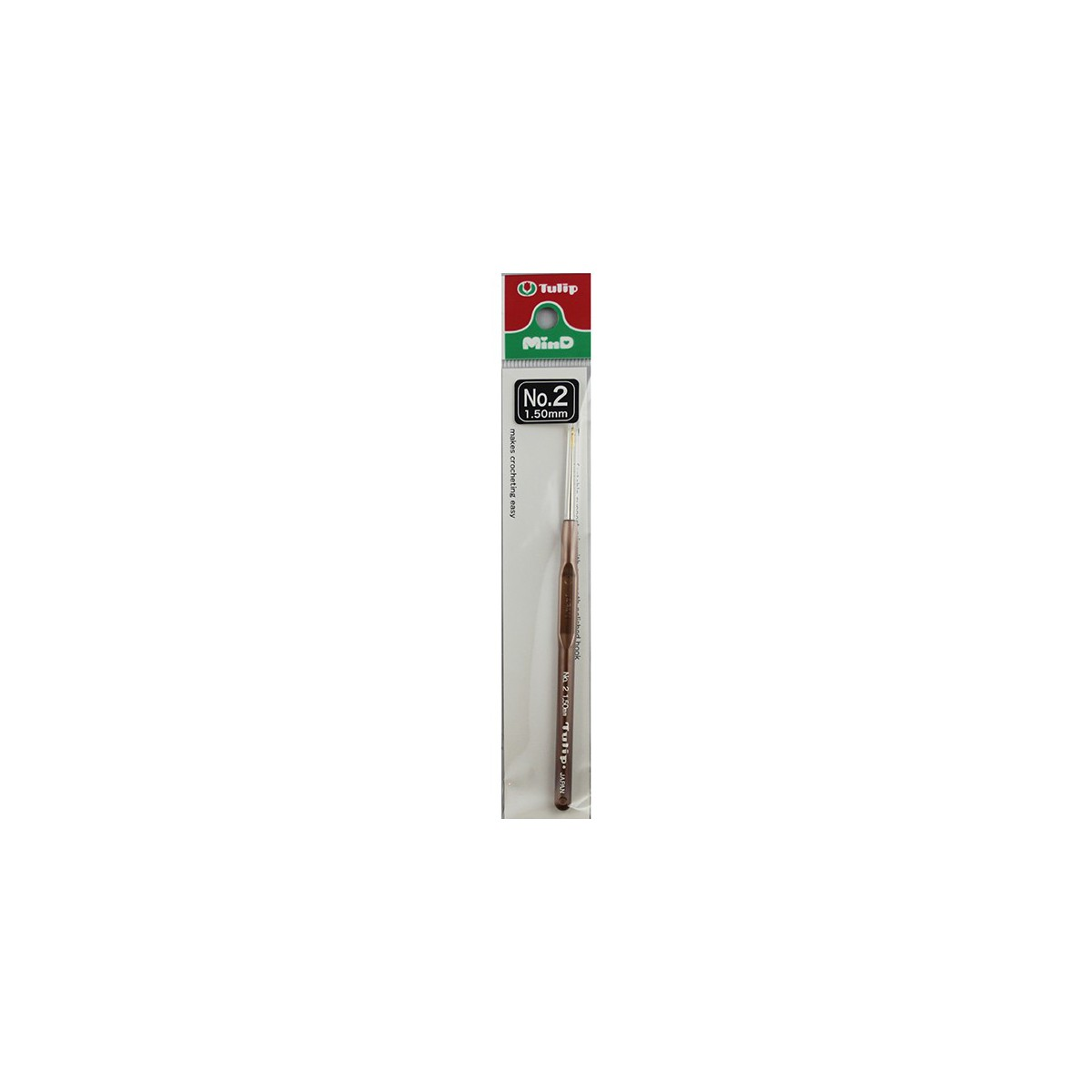 Uncinetto Tulip 1,50mm - n°2