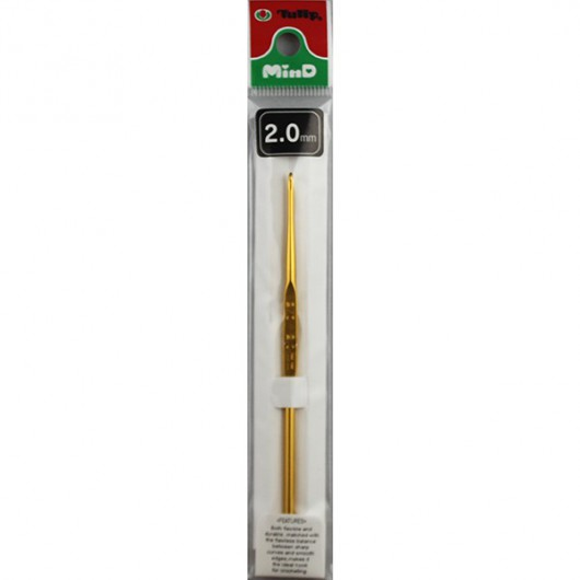 Alluminium Crochet Hook Tulip 2,00mm - 2/0