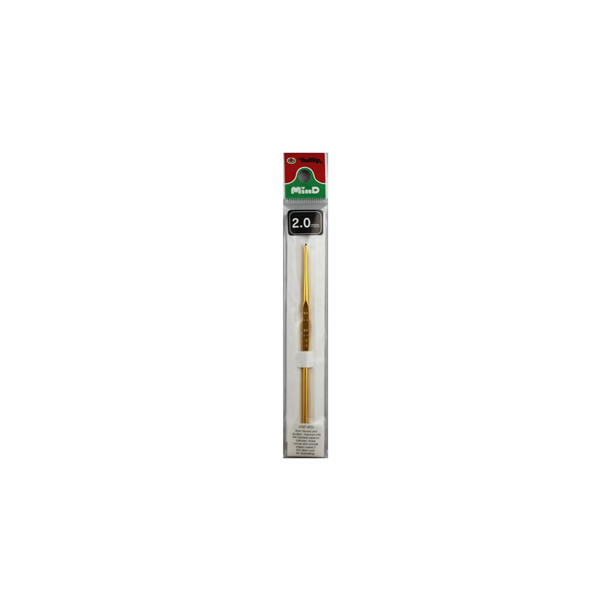 Uncinetto Tulip 2,00mm - 2/0