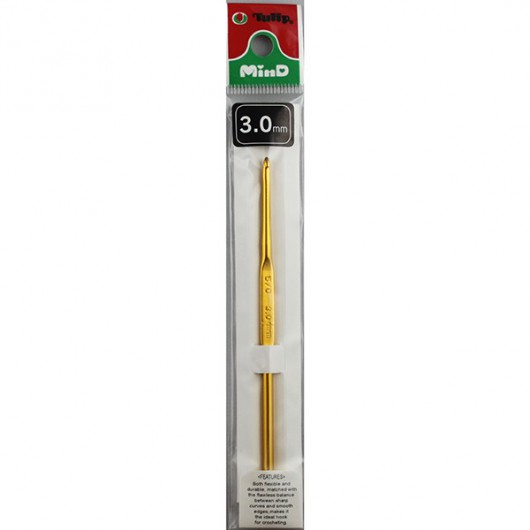 Alluminium Crochet Hook Tulip 3,00mm - 5/0