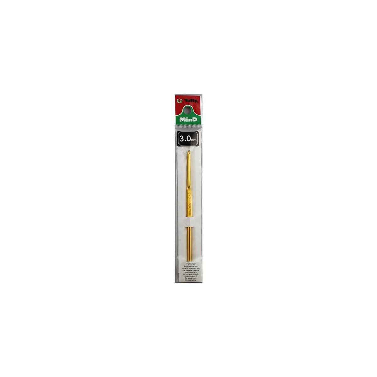 Uncinetto Tulip 3,00mm - 5/0