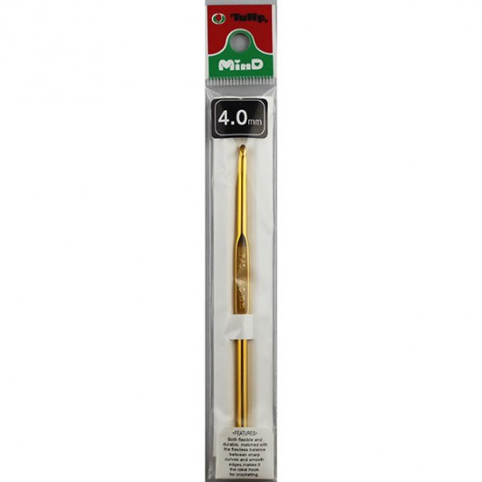 Alluminium Crochet Hook Tulip 4,00mm - 7/0