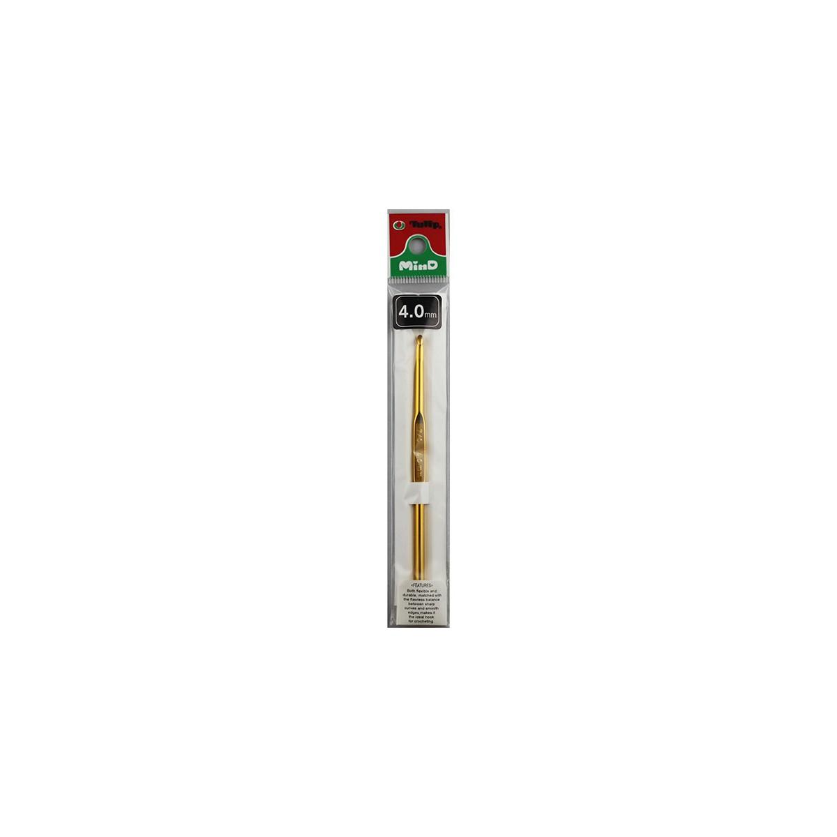Uncinetto Tulip 4,00mm - 7/0