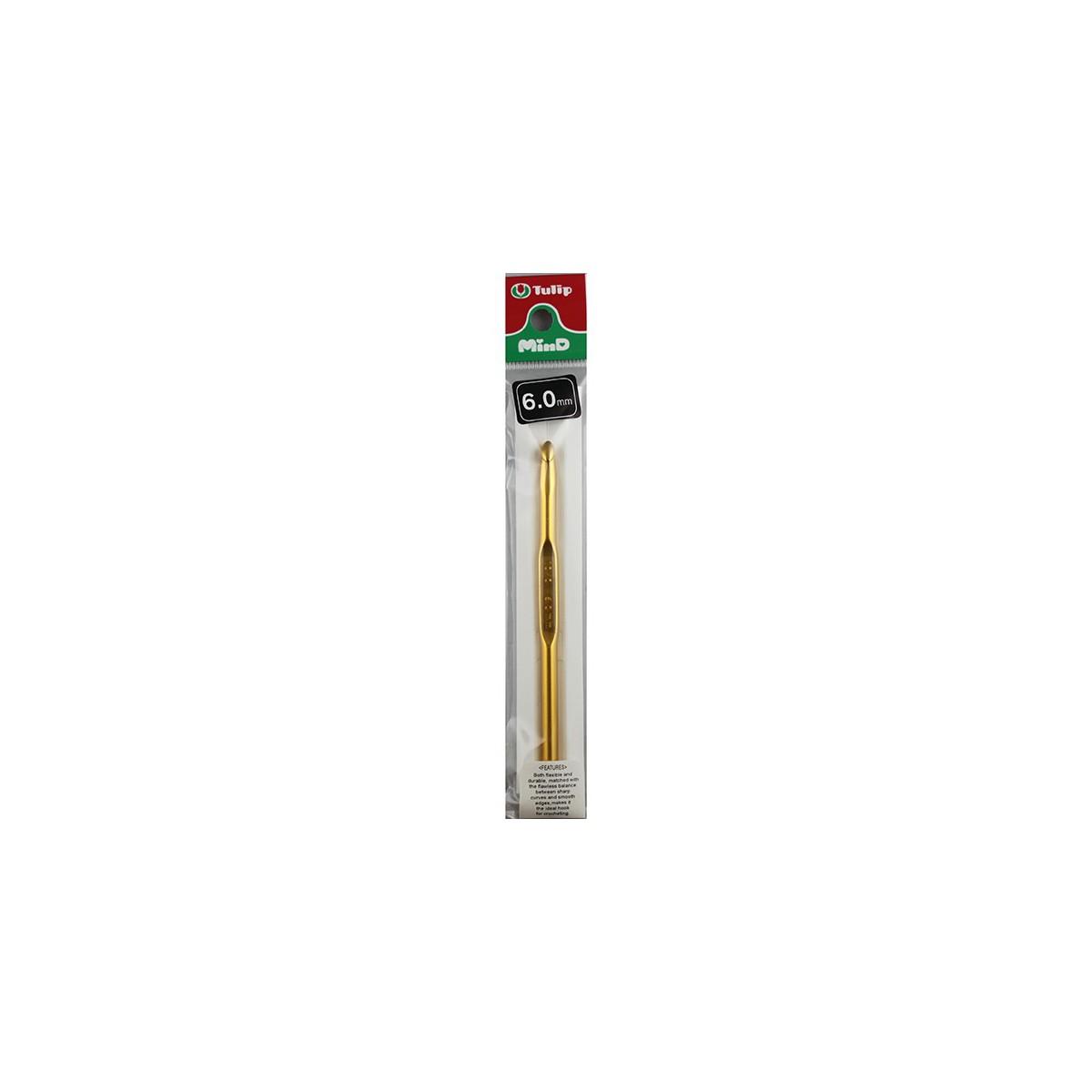 Uncinetto Tulip 6,00mm - 10/0