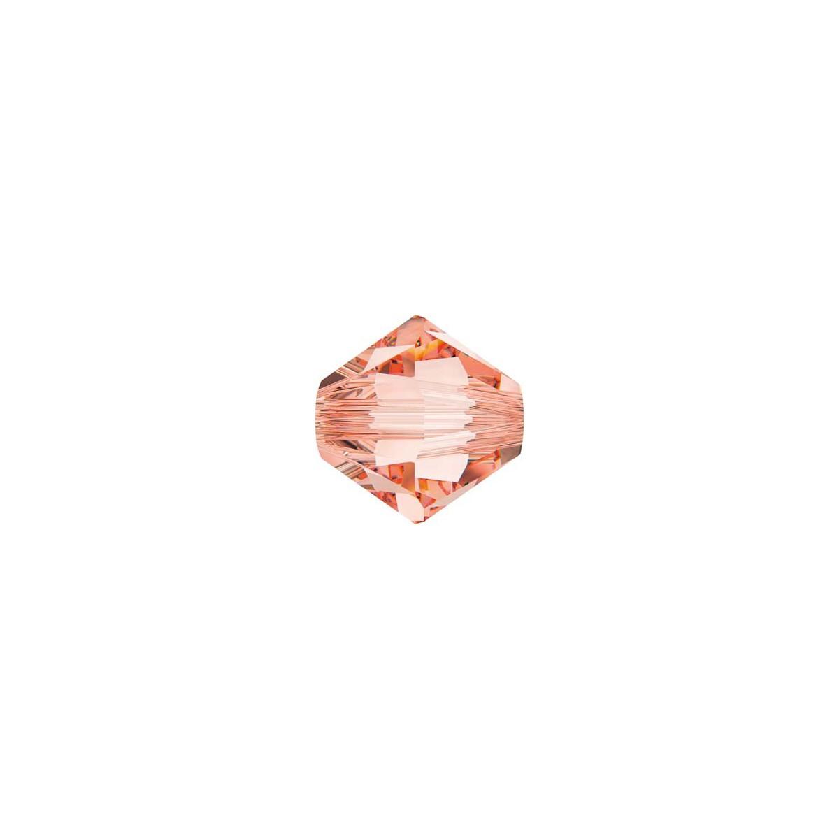 Bicono 5328 Swarovski Rose Peach