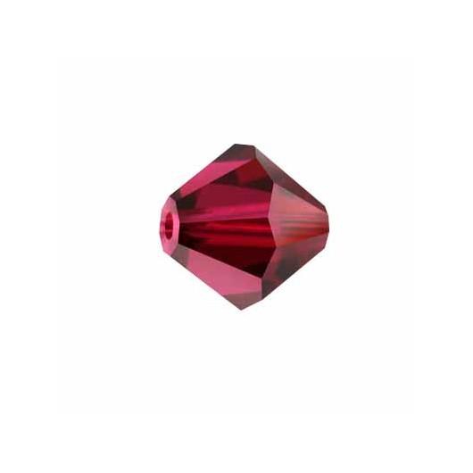 Bicono 5328 Swarovski Ruby