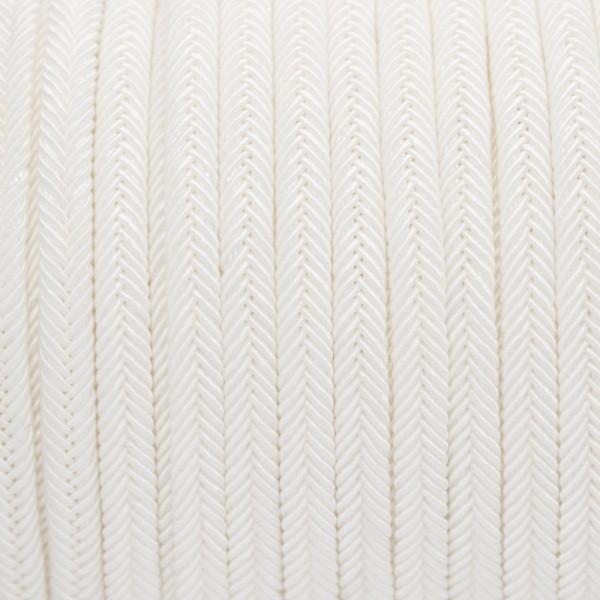 Soutache KTM WHITE mm 5,0 x 2mt