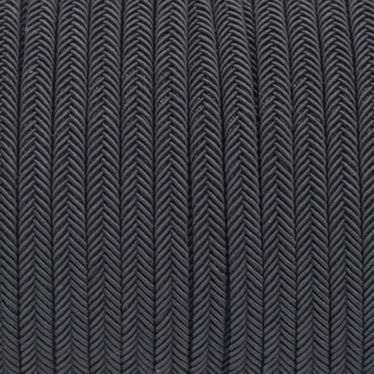 Soutache KTM BLACK mm 5,0 x 2mt
