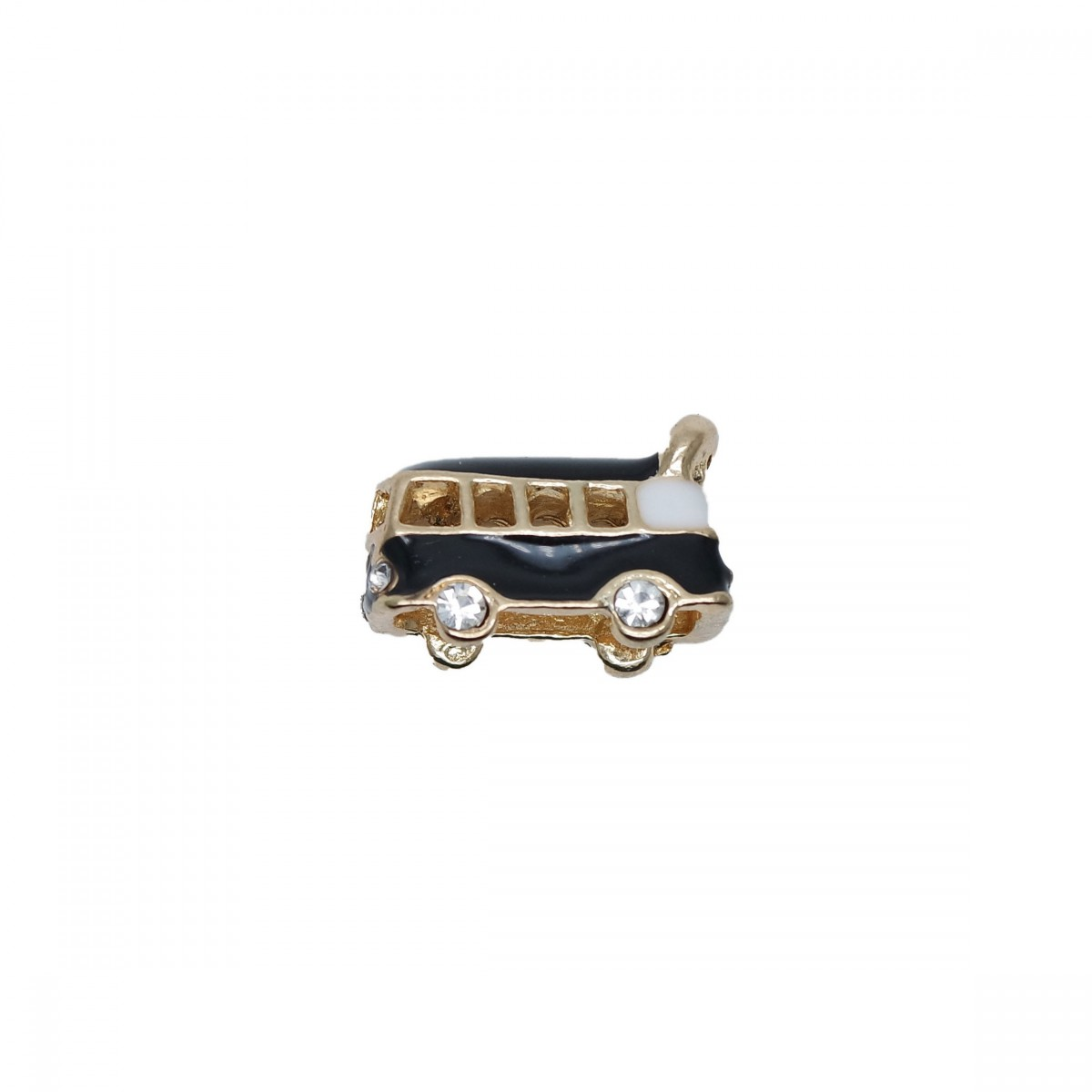 Charms Bus 3D 20x10mm