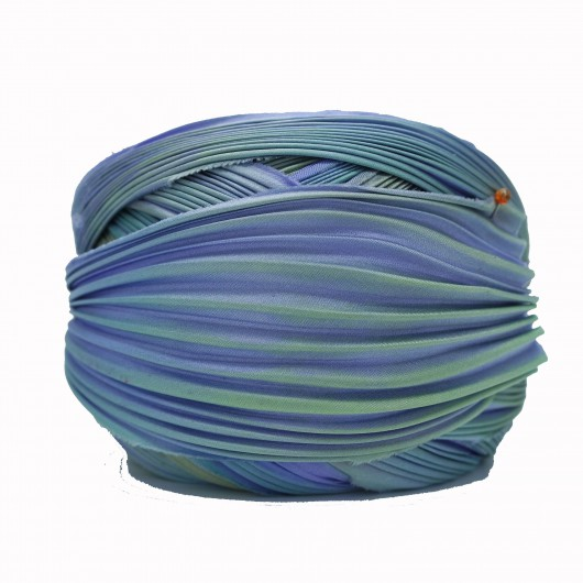 Shibori Silk Saphira x15cm