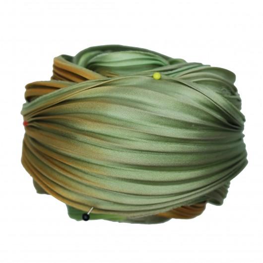 Shibori Silk Succulent x15cm