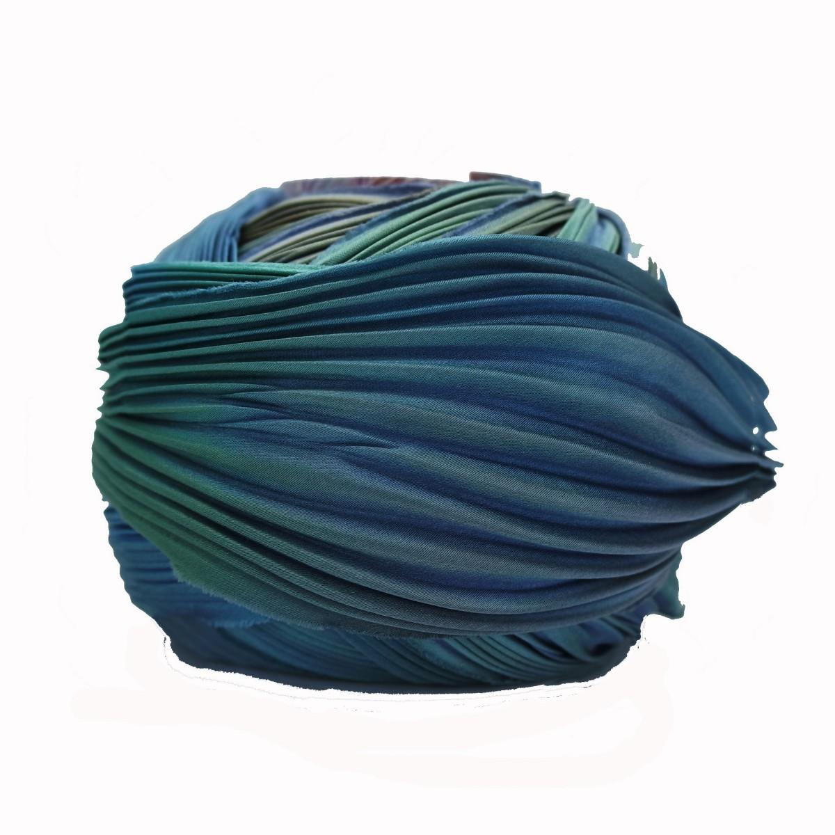 Shibori Silk Windsong x15cm