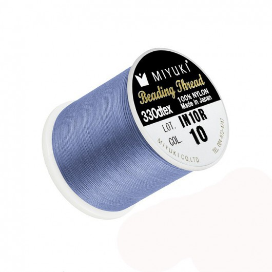 Miyuki beading  Thead 0.2mm - 50mt LIGHT BLUE 10