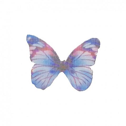 Farfalla Organza 5pz cod 008