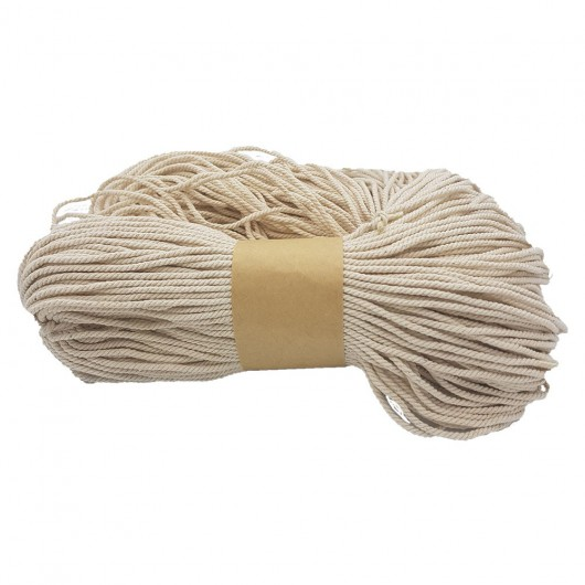 Rope High Quality Ecrù 150 metres 2,0mm