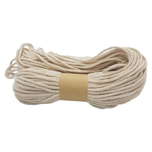 Rope High Quality Ecrù 60 metres 3,5mm