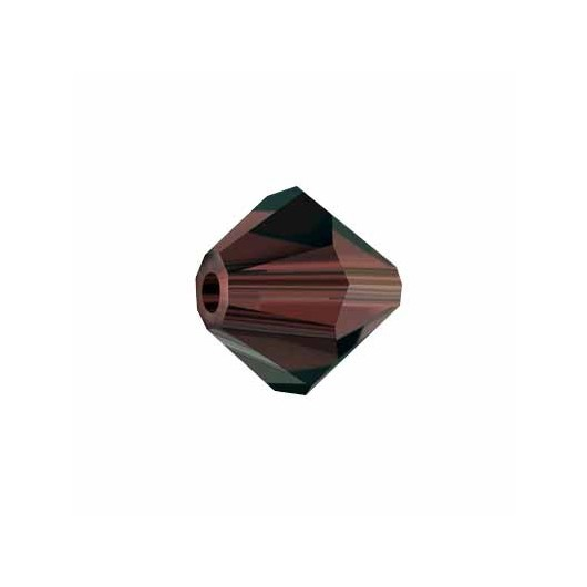 Bicono 5328 Swarovski Burgundy