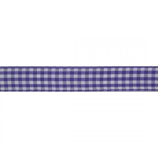 Nastro a Quadretti in cotone 10 mm Bobina 24 metri