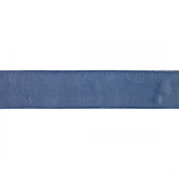 Organza Blue