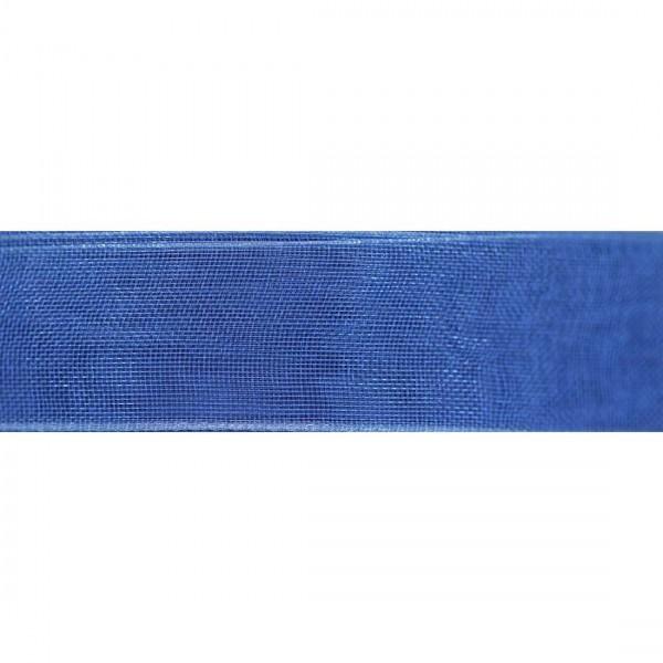 Organza Blue Rotolo