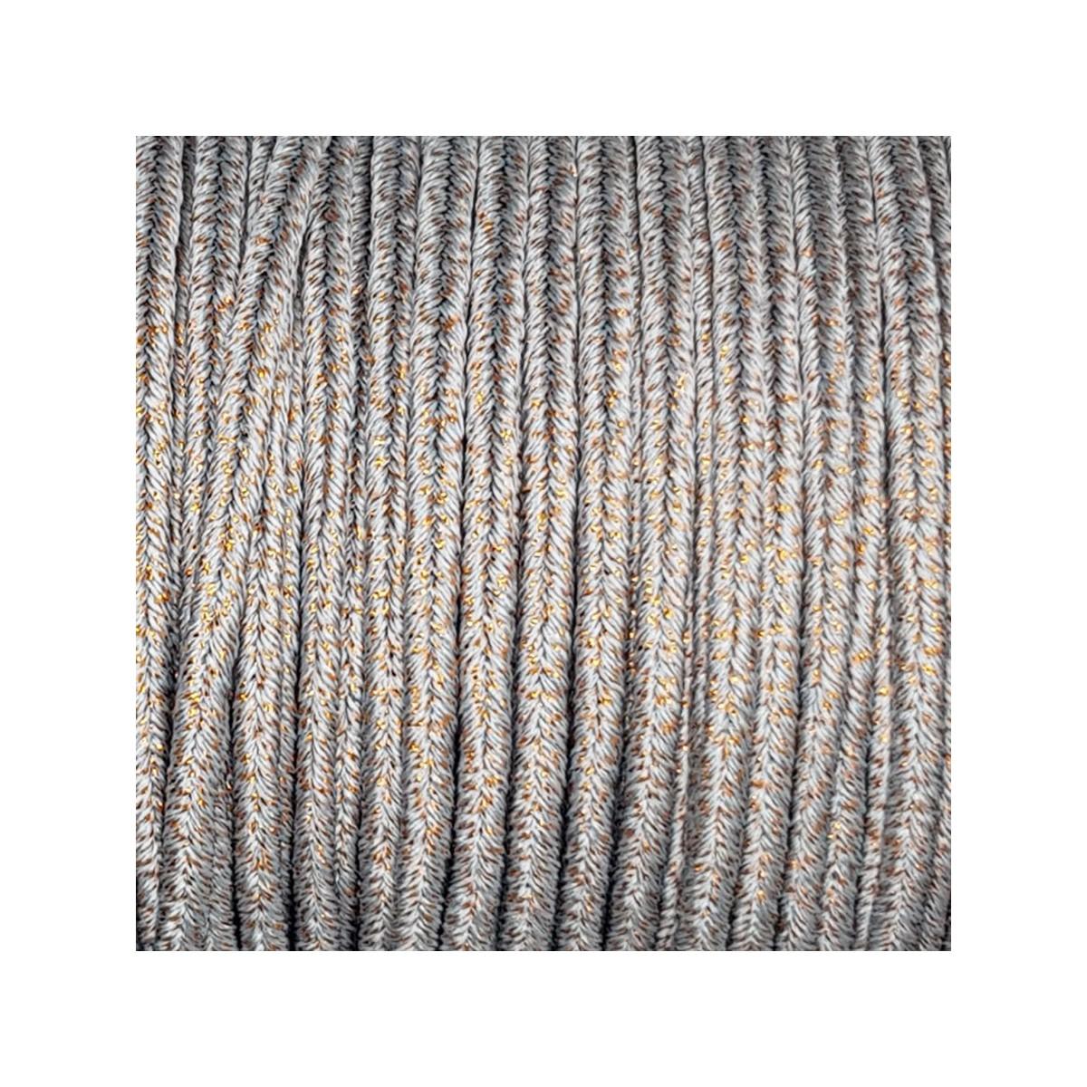 Soutache Metal ELIANA mm 4,0 x 3mt