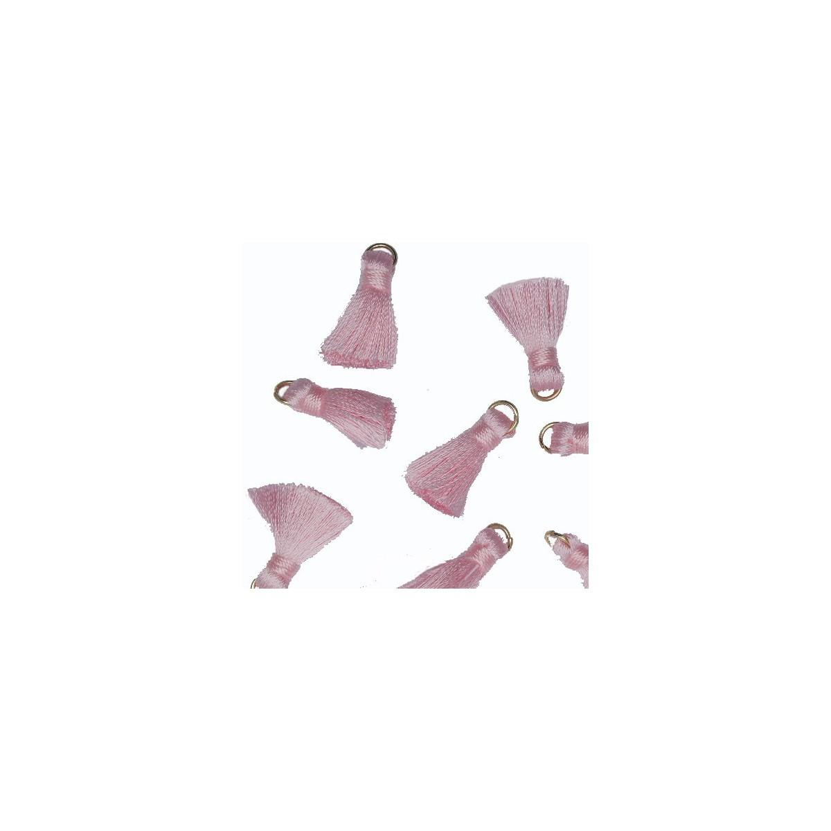 Nappina rosa 18 mm 5pz