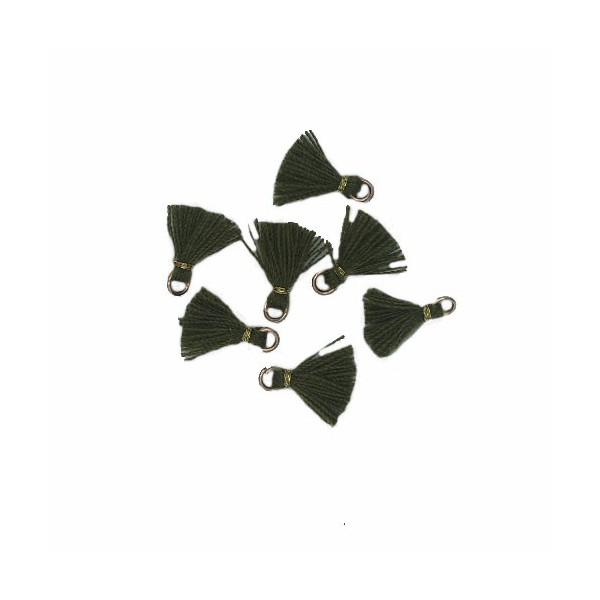 Nappina micro grigio 10 mm 5pz