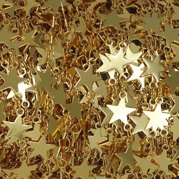 Catena con Stelline concatenate oro