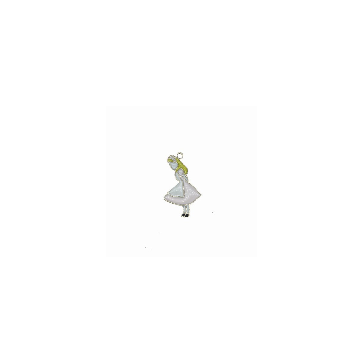 Charms Alice sagoma grande 20 mm