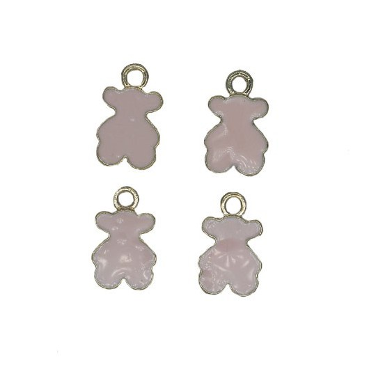 Charms Baby Bear 18 mm - 4 pieces