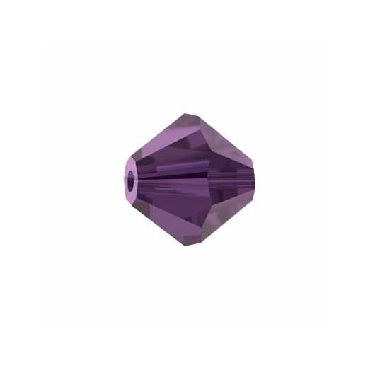 Bicono 5328 Swarovski Purple Velvet