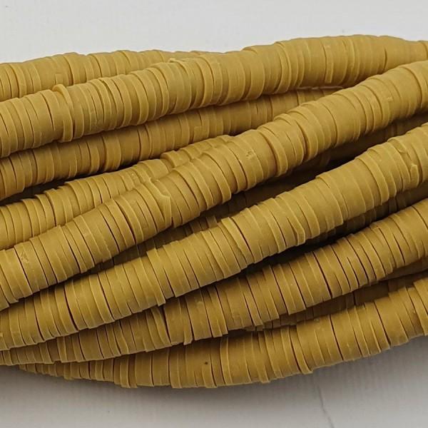 Perline Heishi in pasta Polimerica - silk