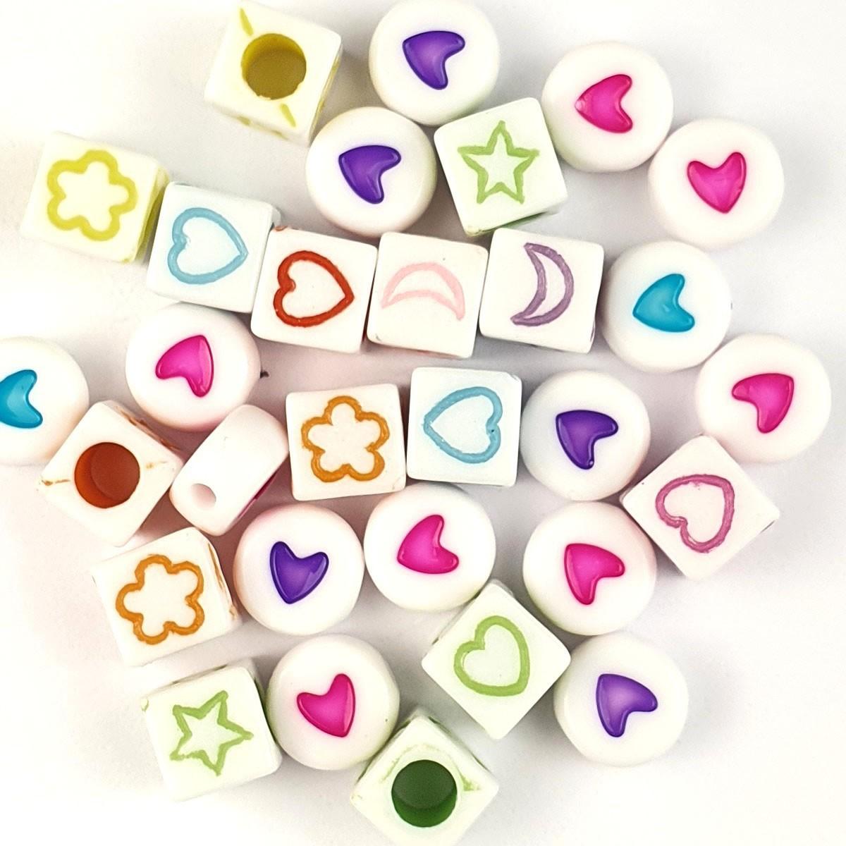 Elementi Passanti Multicolor