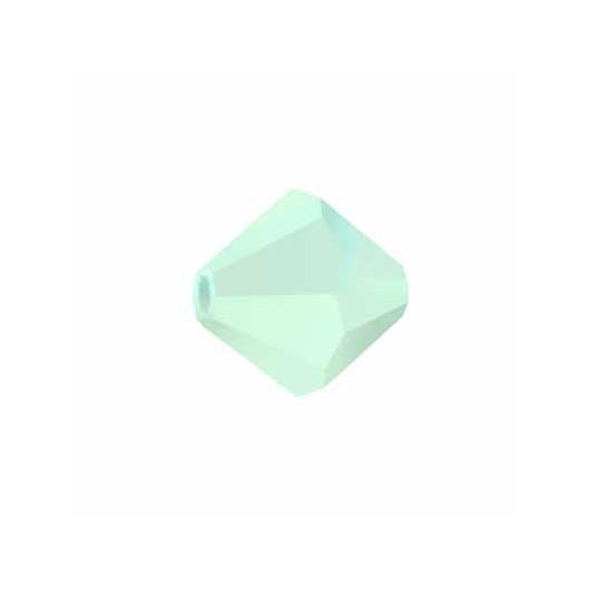 Bicono 5328 Swarovski Mint Alabaster