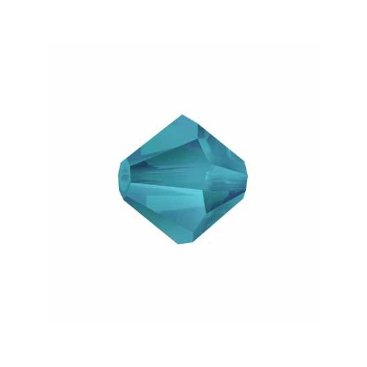 Bicono 5328 Swarovski Carribean Blue Opal