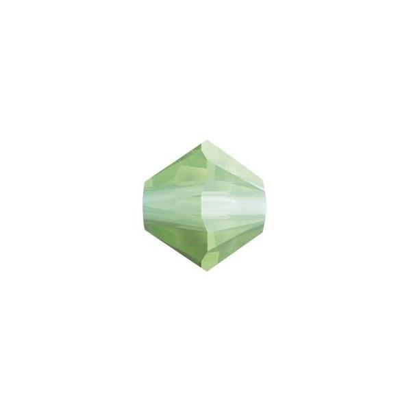 Bicono 5328 Swarovski Chrysolite Opal
