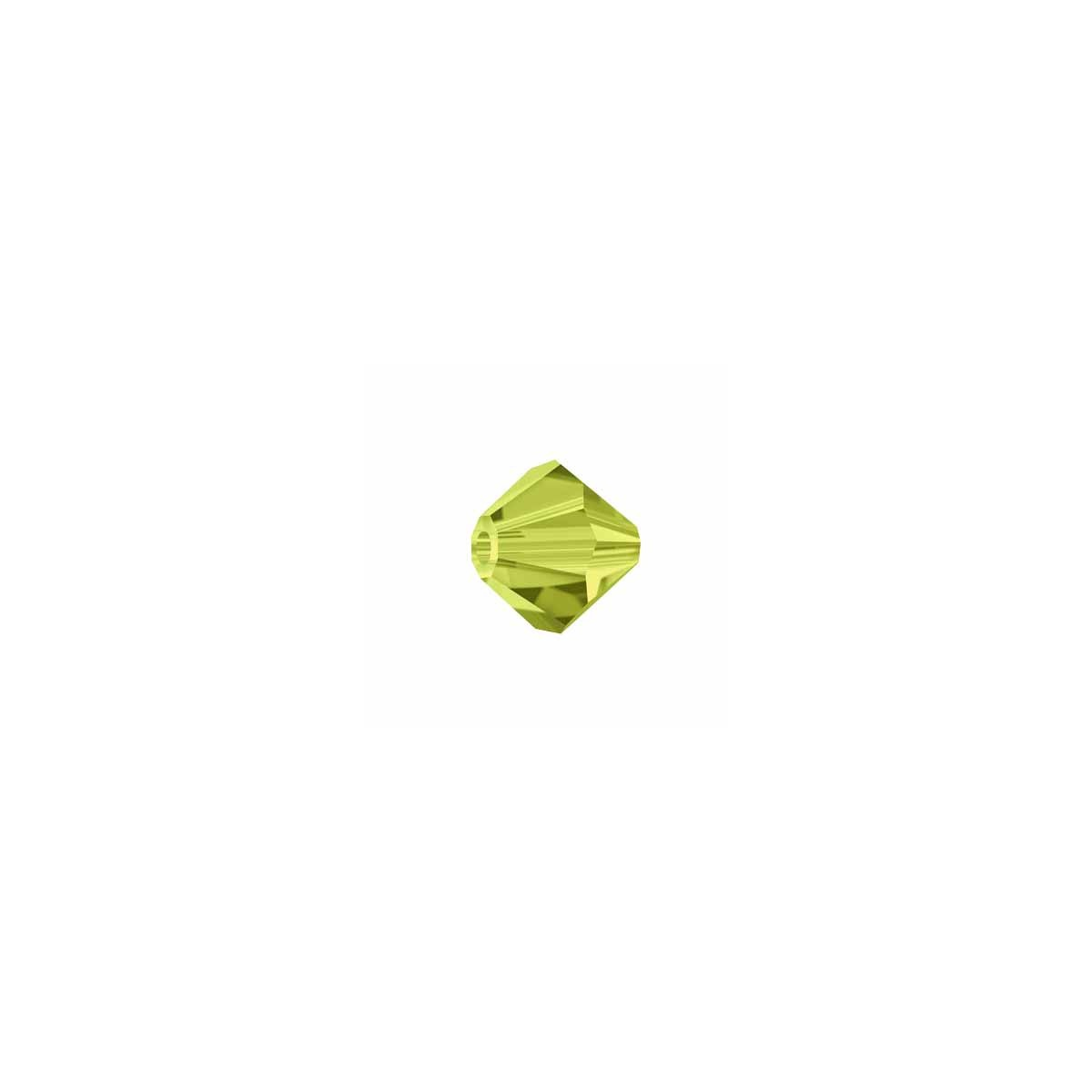 Bicono 5328 Swarovski Lime