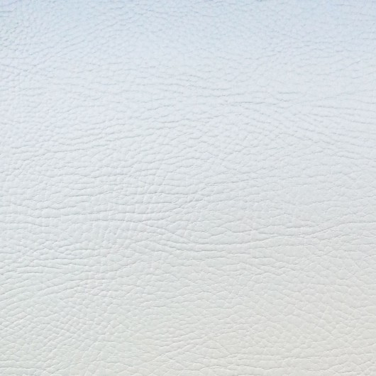 Faux Leather 280x250mm WHITE